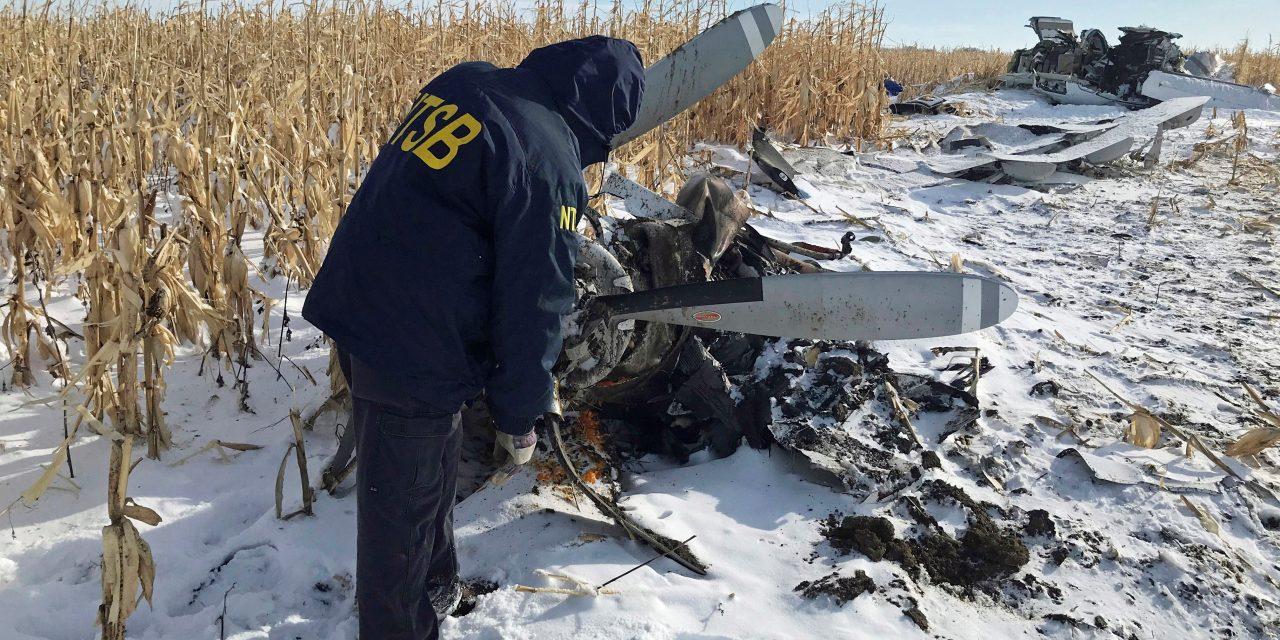 9 santos de los últimos días mueren en accidente aéreo
