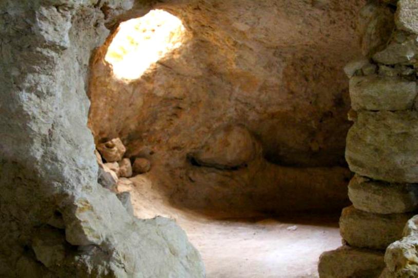 navidad caverna
