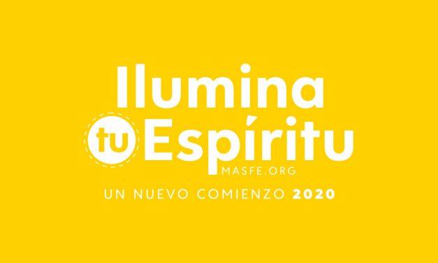 """Se lanza campaña por fin de año : """"Ilumina tu espíritu"""""""
