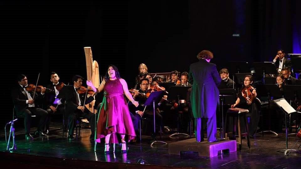 miembros de la Iglesia Jesucristo - Ópera