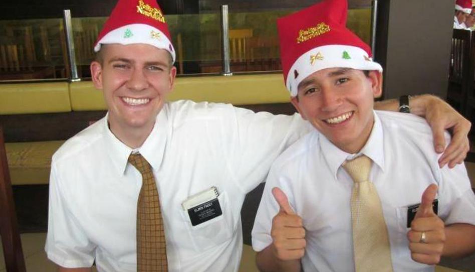 misioneros navidad