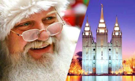 Un apóstol comparte lo que Papá Noel y el templo tienen en común