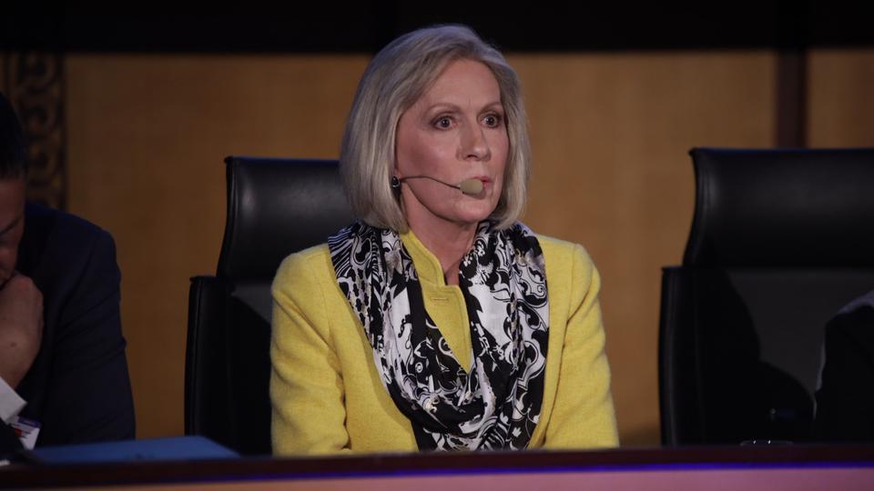 presidenta de la Primaria en la ONU