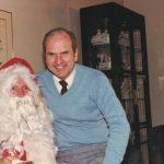 presidente Nelson y Papá Noel