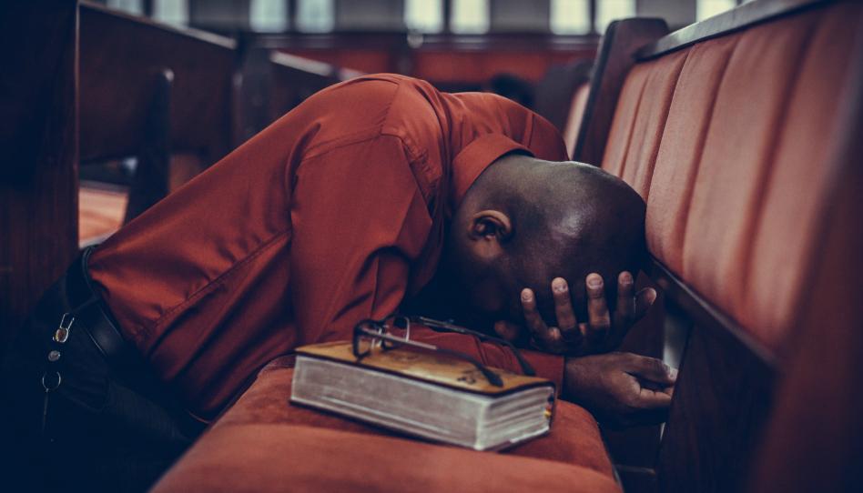 La obsesión excesiva compulsiva con la religión