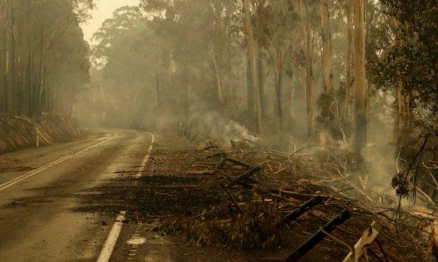 Australia: Cuando la lluvia es la respuesta a las oraciones