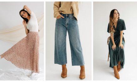 5 tendencias que te ayudarán a vestir a la moda y con modestia