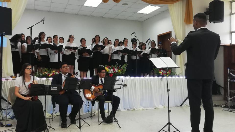 José Smith - musical en Ecuador