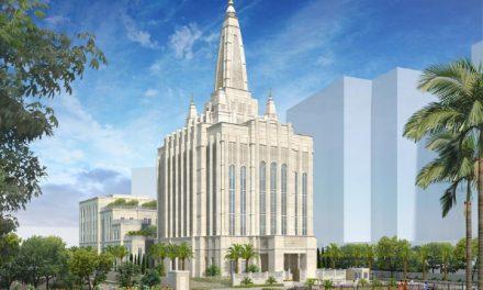 Este será el diseño del primer Templo de la India