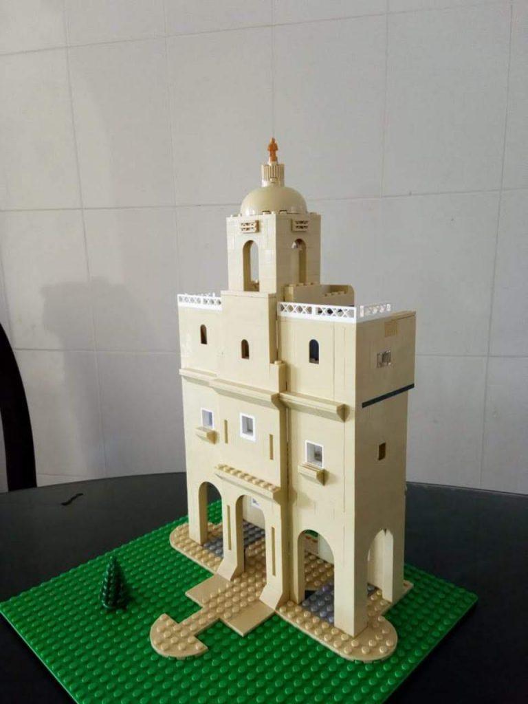 Templo de Lego