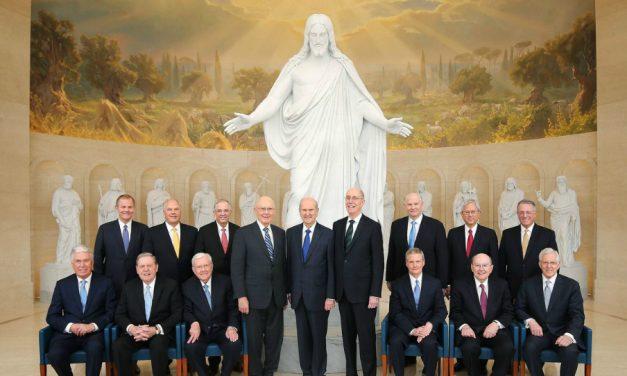 Lo que ha dicho el Cuórum de los Doce Apóstoles sobre las implicaciones de COVID-19