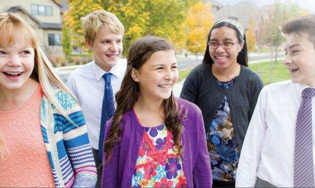 La invitación del presidente y la hermana Oaks a los jóvenes previo al primero Cara a Cara del 2020