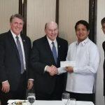 elder cook - presidente Filipinas