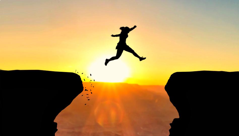 El temor no viene de Dios: No te quedes con la duda ¡arriésgate!
