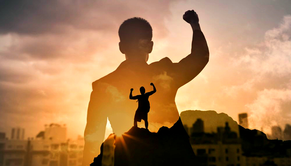¡Que el temor no te venza! Dios te dio un espíritu de poder, no de cobardía