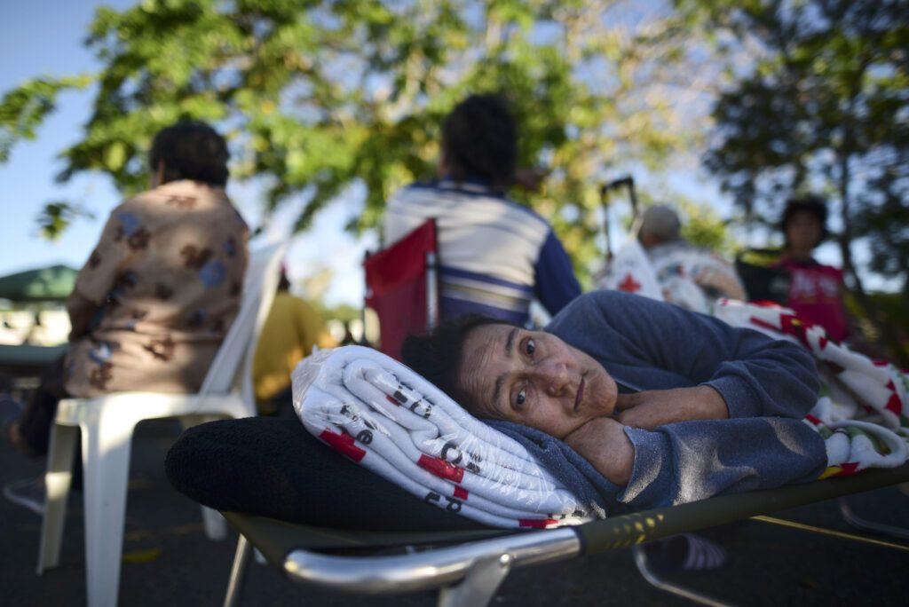 terremoto el Puerto Rico - ayuda mormona