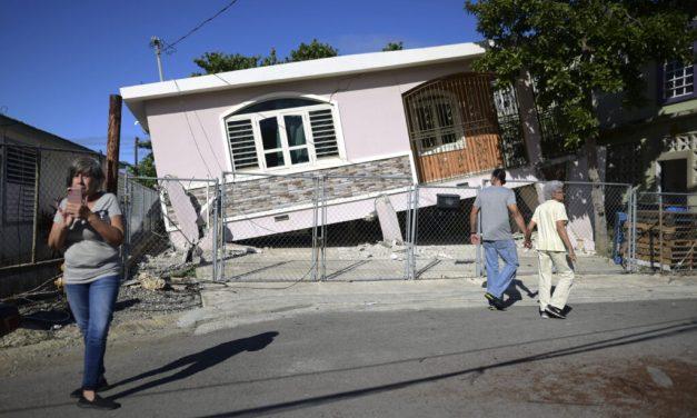 Todos los misioneros se encuentran a salvo después del terremoto en Puerto Rico