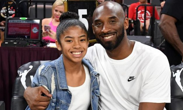 Kobe Bryant y su hija fueron a la iglesia y participaron de la comunión antes de su fatal accidente