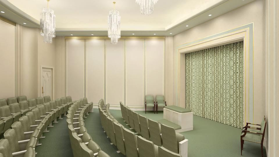 Templo de Washington DC