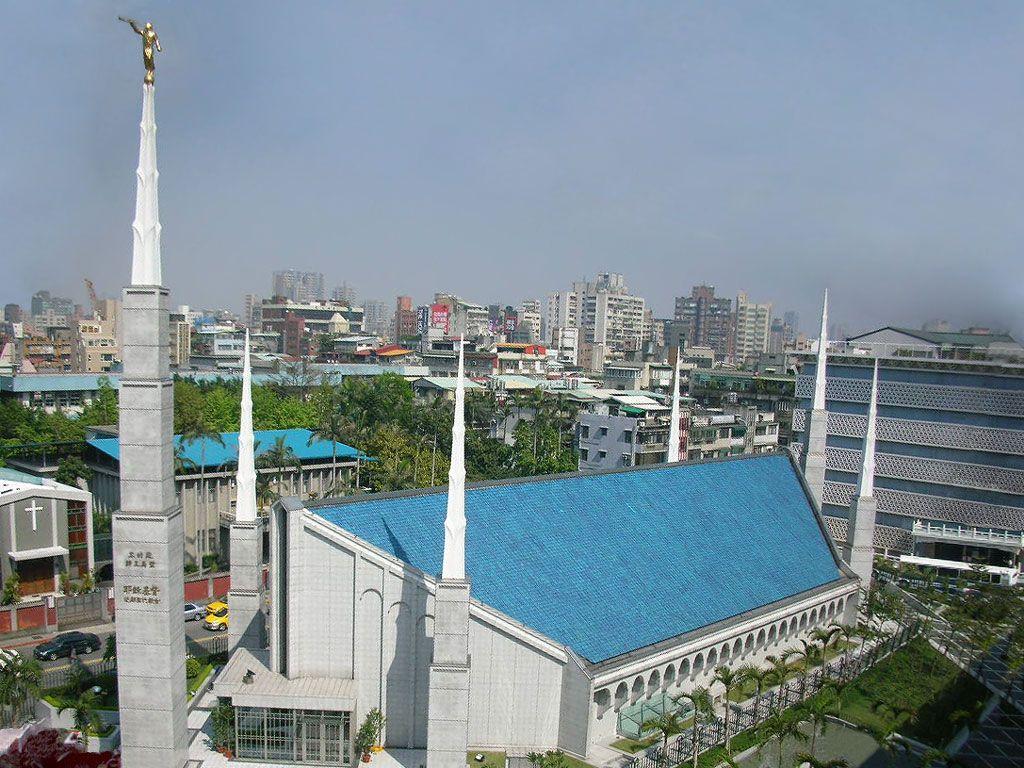 coronavirus - cierre de templos mormones