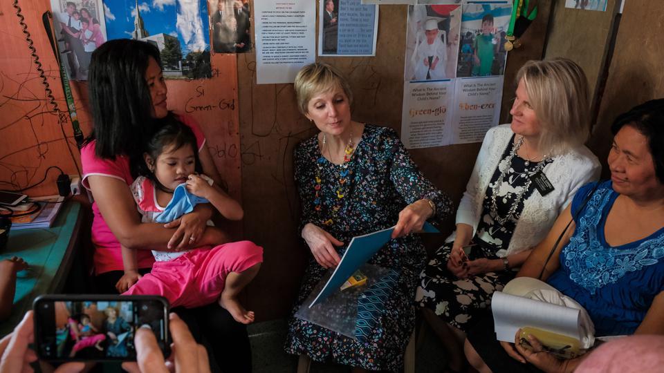 La nueva estrategia de la Iglesia de Jesucristo para combatir la desnutrición infantil