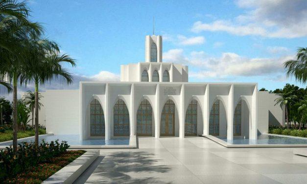 Este será el diseño del nuevo Templo de Brasilia, Brasil