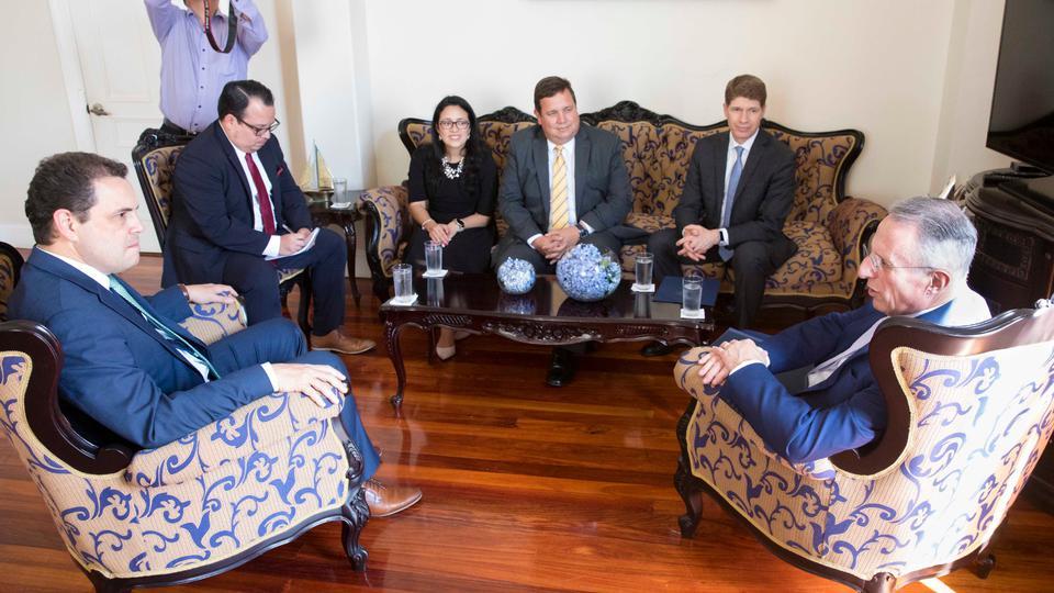 élder Soares en Costa Rica