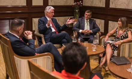 La contundente entrevista que la prensa chilena hizó al élder Uchtdorf