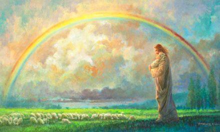 El Señor te tomará de la mano, caminará contigo y no te dejará jamás