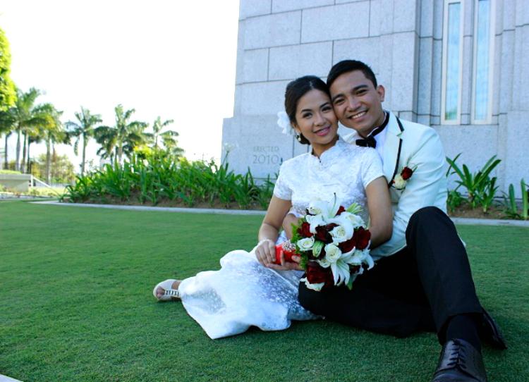 matrimonio templo amor