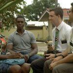 misioneros en Liberia