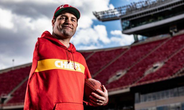 Cómo este Santo de los Últimos Días formó parte de la victoria de los Chiefs en el Super Bowl
