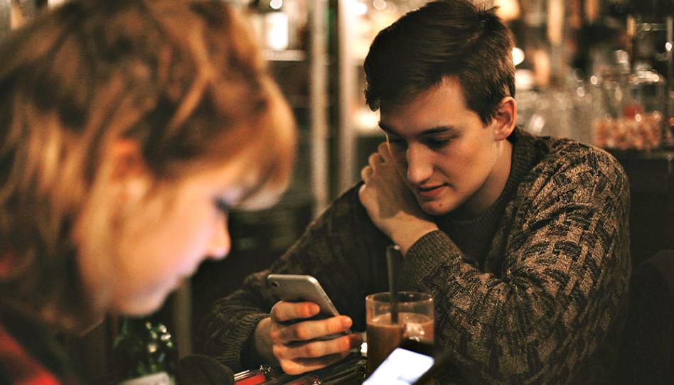 Apaga tus datos, no dejes que tu celular te desconecte de los que amas