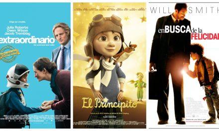 5 películas que puedes ver con tu familia mientras te proteges del covid-19