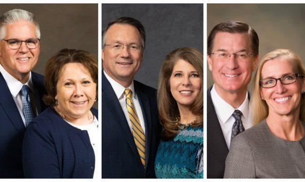 Se llama 8 nuevos presidentes de misión que servirán a partir de julio