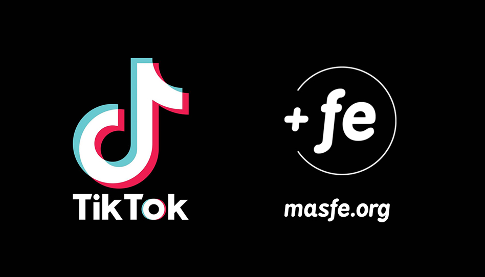 Más Fe llega a los 100,000 seguidores en Tik Tok