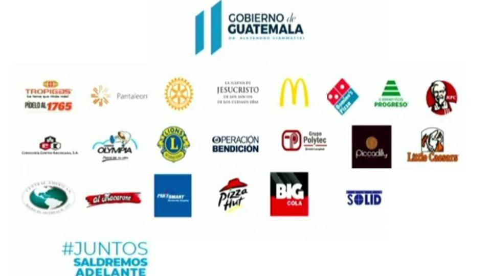 Iglesia de Jesucristo ayuda a pacientes de coronavirus en Guatemala