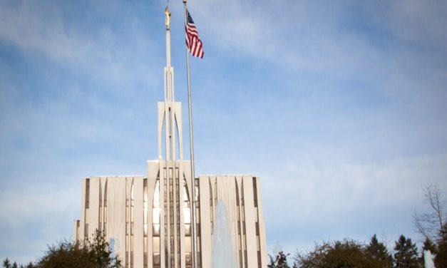 Se cierra el Templo de Seattle, Washington debido al coronavirus