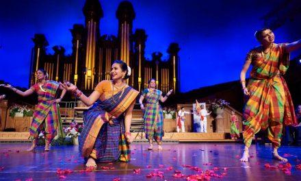 Católicos, judíos, musulmanes y budistas se reúnen el Tabernáculo de la Manzana del Templo de Salt Lake
