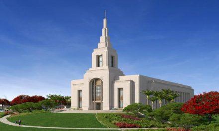 Se anuncia la Palada inicial del Templo de Auckland, Nueva Zelanda
