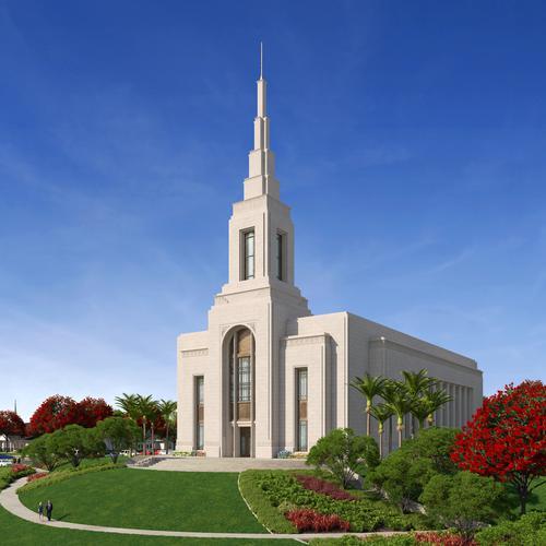 Templo de Auckland, Nueva Zelanda