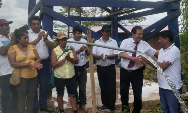 La Iglesia de Jesucristo lleva agua potable a la selva peruana