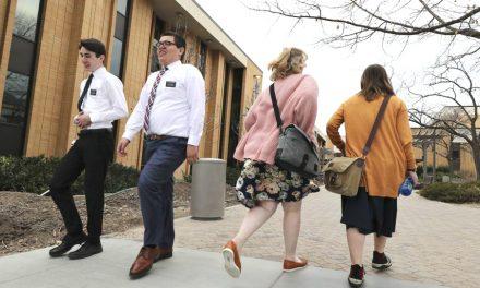 Los misioneros en los CCMs pronto partirán al campo misional o regresarán a casa paracumplir aislamiento