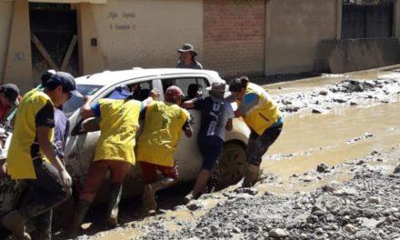 La Iglesia de Jesucristo ayuda a los damnificados por las lluvias en Bolivia