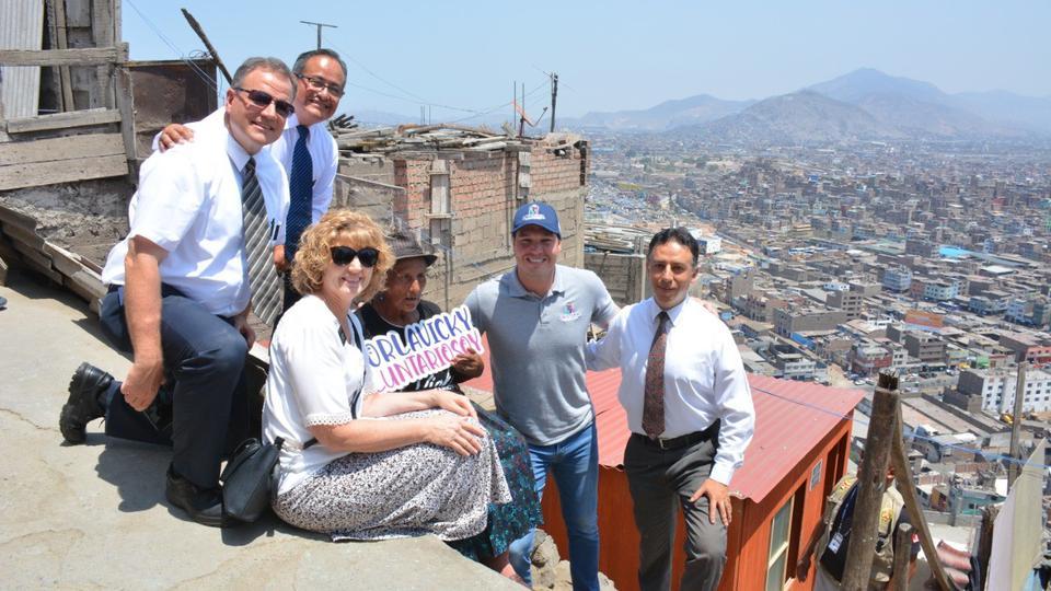 donación de la Iglesia de Jesucristo en Perú