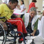 donación de sillas de ruedas en Colombia