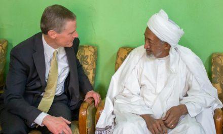 Por primera vez en la historia, Sudán recibe la visita de un apóstol de la Iglesia de Jesucristo