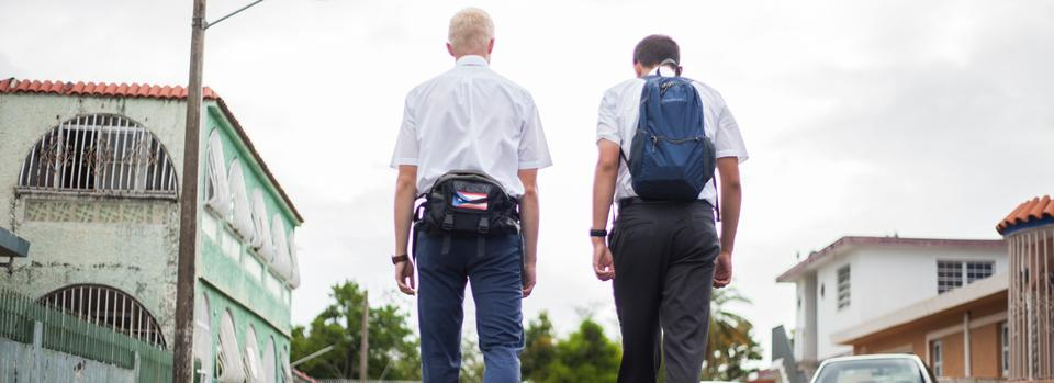 misioneros en República Dominicana