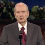 bendición apostólica presidente Nelson
