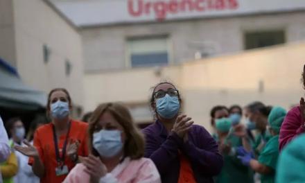 El conmovedor mensaje de la Presidencia de Área de Europa en plena pandemia